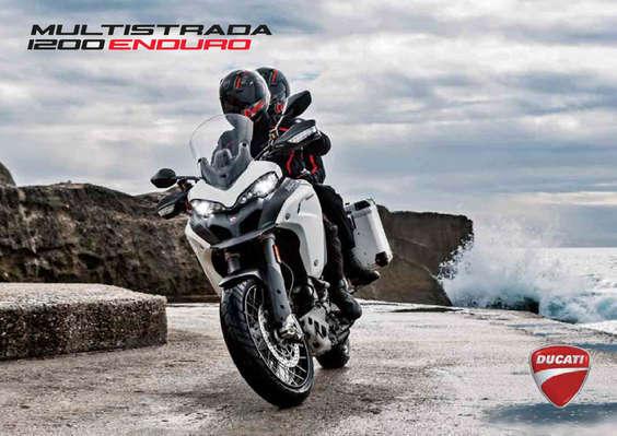 Ofertas de Ducati, Multiestrada 1200 Enduro