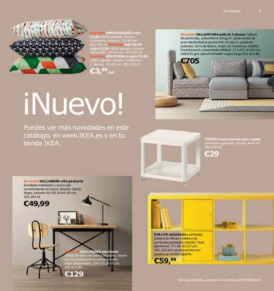Ikea estanter a ofertas y cat logos destacados ofertia for Estanterias para folletos