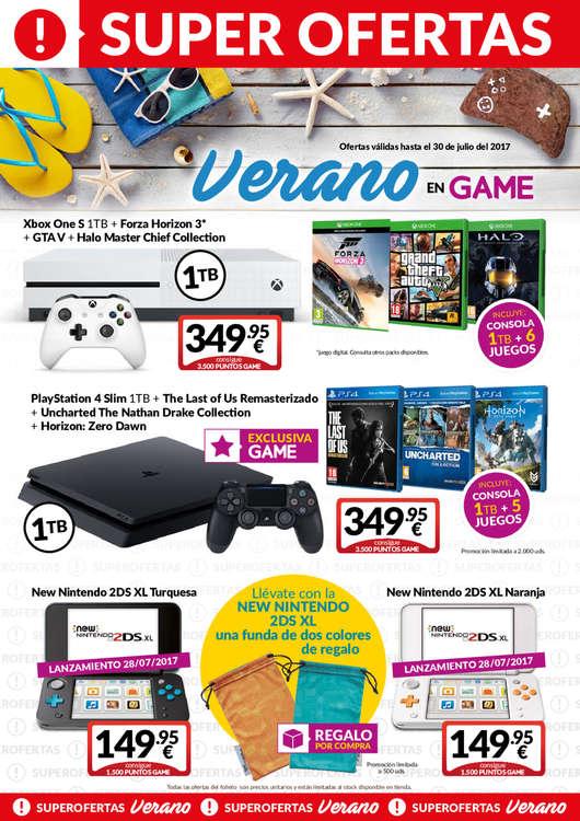 Ofertas de GAME, Super ofertas