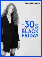 Ofertas de Etxart&Panno, Hasta -30% en Black Friday