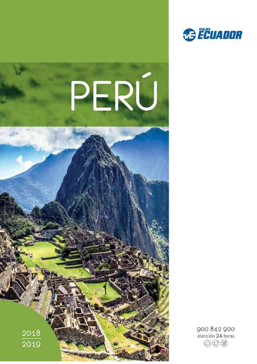 Ofertas de Viajes Ecuador, Perú