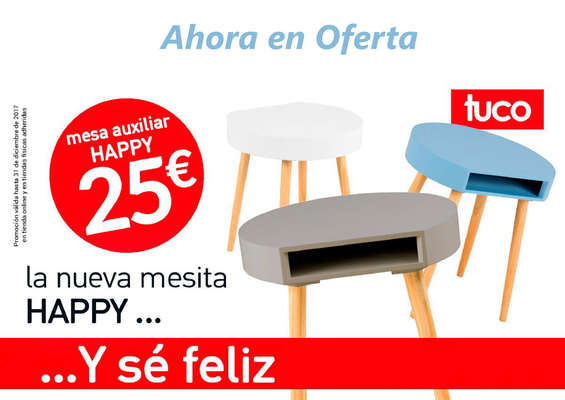 Tuco ofertas cat logo y folletos ofertia for Muebles tuco online