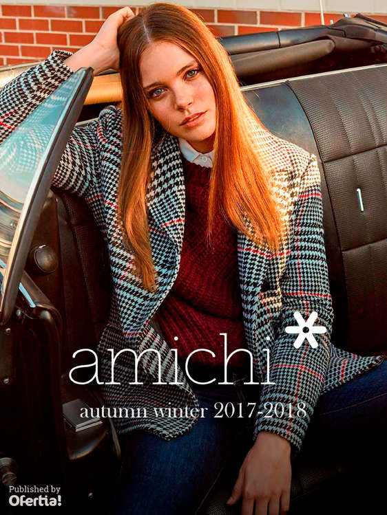Ofertas de Amichi, Autumn Winter 2017-2018