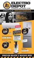 Ofertas de Electrodepot, Suben las temperaturas, no los precios