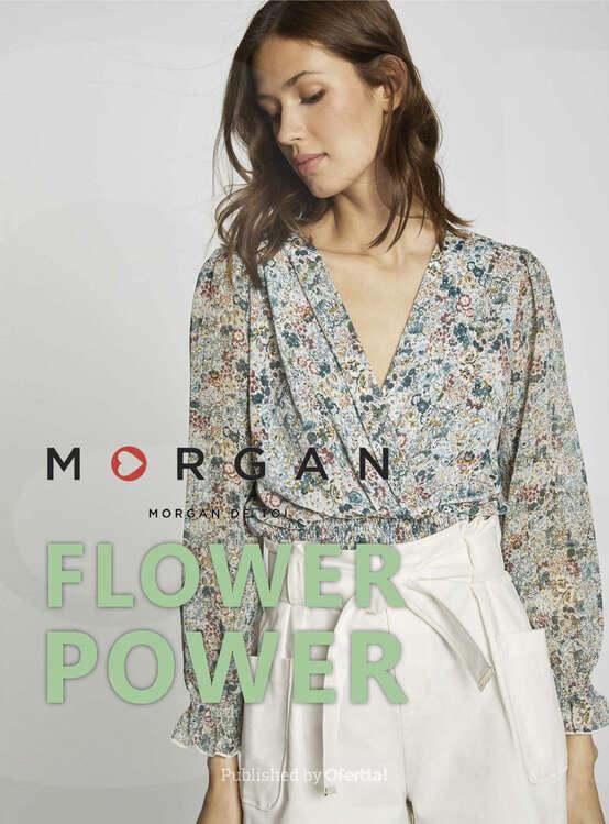 Ofertas de Morgan, Flower Power