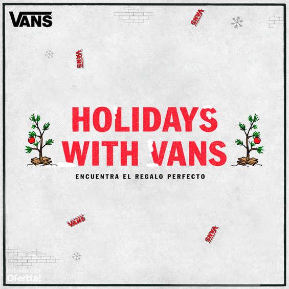 Ofertas de Vans, Holidays with Vans