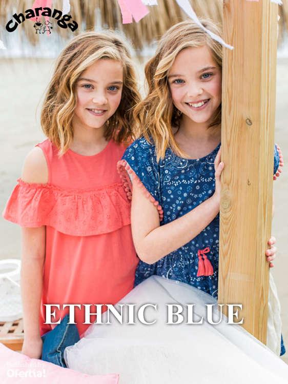 Ofertas de Charanga, Ethnic Blue