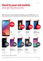 Ofertas de Vodafone, May - June