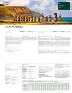 Ofertas de Linea Tours, Perú