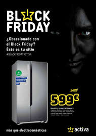 ¿Obsesionado con Black Friday?