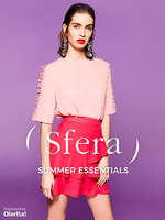 Ofertas de ( Sfera ), Summer Essentials