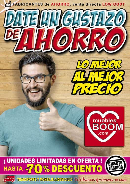 Ofertas De Muebles Boom, Date Un Gustazo De Ahorro