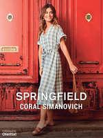 Ofertas de Springfield, Coral Simanovich