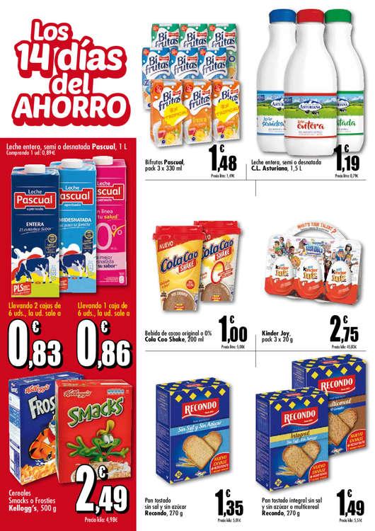 Ofertas de Supermercados Unide, Los 14 días del ahorro