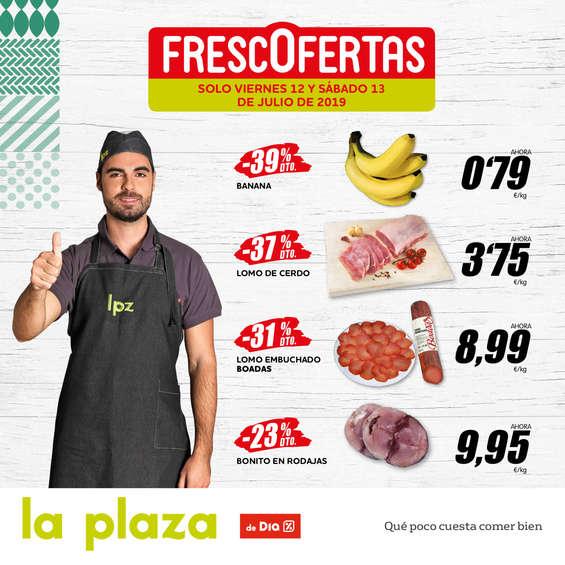 Ofertas de La Plaza de DIA, FrescOfertas