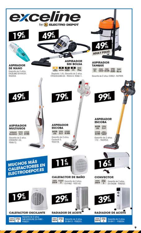 Ofertas de Electrodepot, Los mejores precios