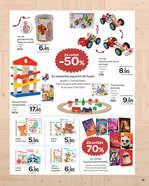 Ofertas de Carrefour, Nadó
