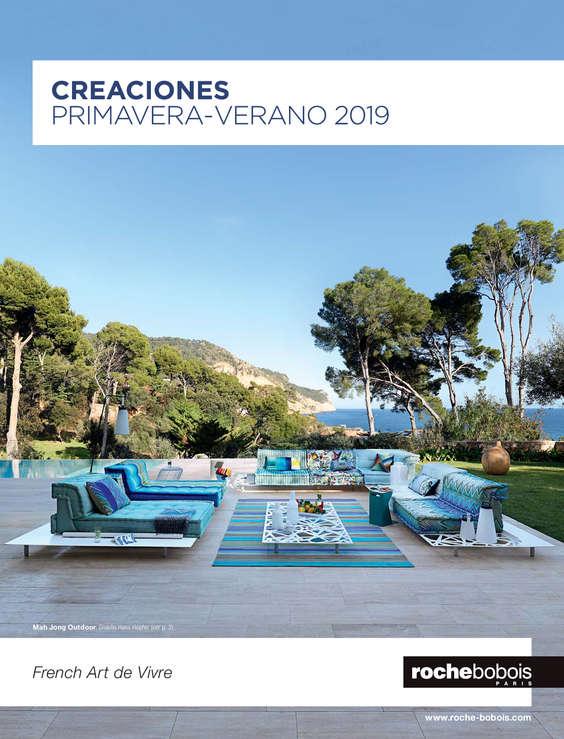 Ofertas de Roche Bobois, Creaciones Primavera-Verano 2019