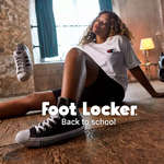 Ofertas de Foot Locker, Back to school