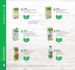 Ofertas de ALDI, El gusto por lo ecológico