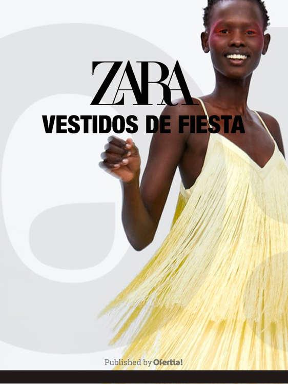 Ofertas de ZARA, Vestidos de fiesta