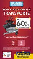 Ofertas de Norauto, Regala soluciones de transporte