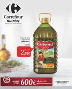 Ofertas de Carrefour Market, Ahorra más de 600€ al año con el club Carrefour