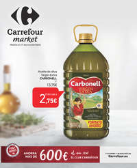 Ahorra más de 600€ al año con el club Carrefour