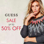 Ofertas de GUESS, Sale! Up to 50% off