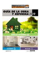 Ofertas de La Plataforma de la Construcción, Guía de la Obra y la Reforma 2019