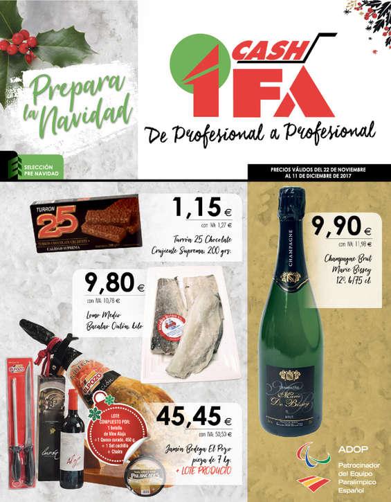 Ofertas de Cash Ifa, Prepara la Navidad