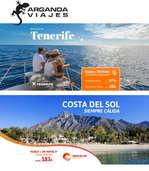 Ofertas de Arganda Viajes, Disfruta de Tenerife