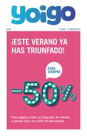 -50% para siempre