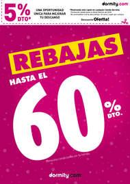 Rebajas - Hasta el 60%