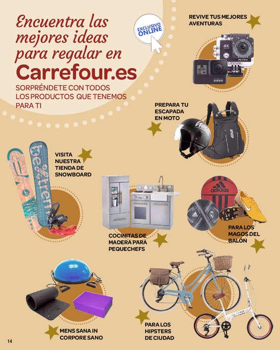 Ofertas de Carrefour, Tu ilusión, nuestro mejor regalo