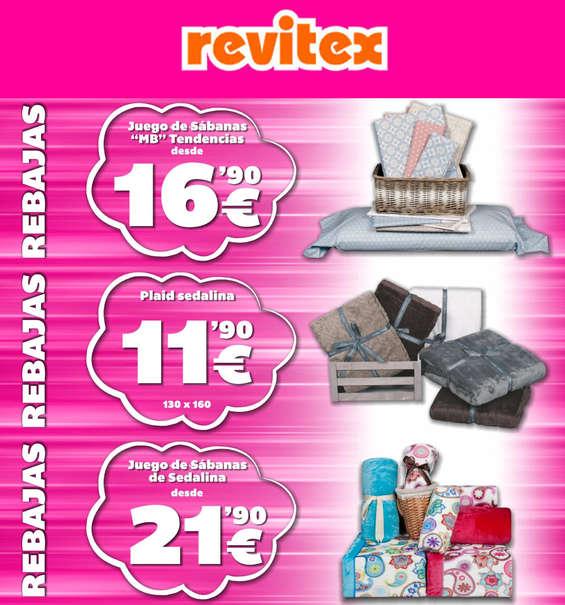 Ofertas de Revitex, Rebajas Revitex