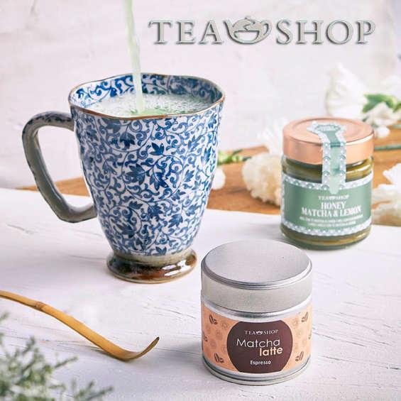 Ofertas de Tea Shop, Matcha