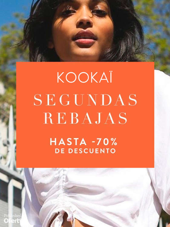Ofertas de Kookaï, Segundas Rebajas  hasta el -70%