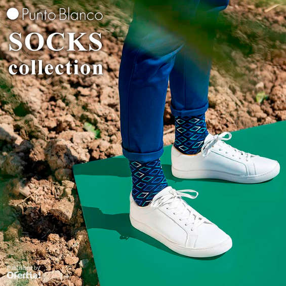 Ofertas de Punto Blanco, Socks Collection