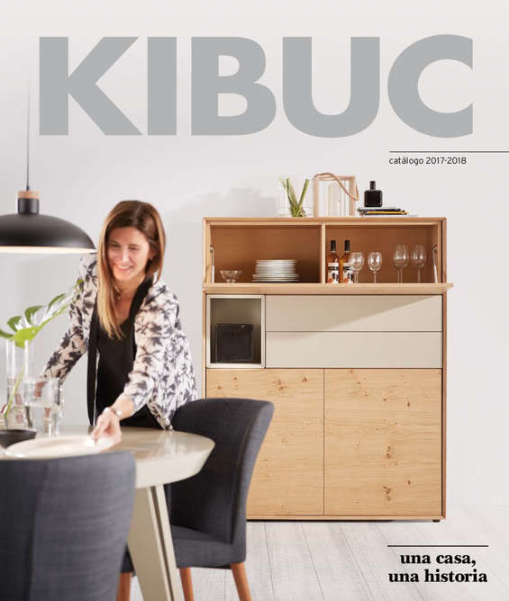 Kibuc ofertas cat logo y folletos ofertia for Folletos de muebles