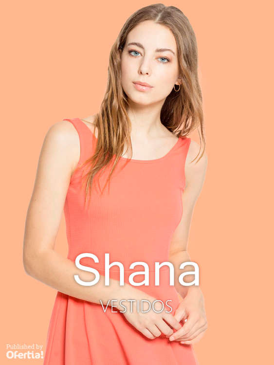 Ofertas de Shana, Vestidos