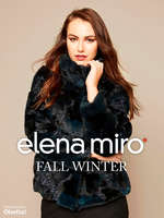 Ofertas de Elena Mirò, Fall Winter