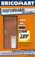 Ofertas de Bricomart, Reformas de otoño - Santiago de Compostela