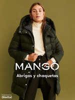Ofertas de MANGO, Abrigos y chaquetas