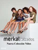 Ofertas de Merkal, Nueva Colección Niños
