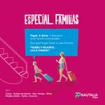 Ofertas de Nautalia, Especial familias