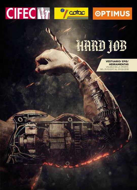 Ofertas de Cofac, Hard job