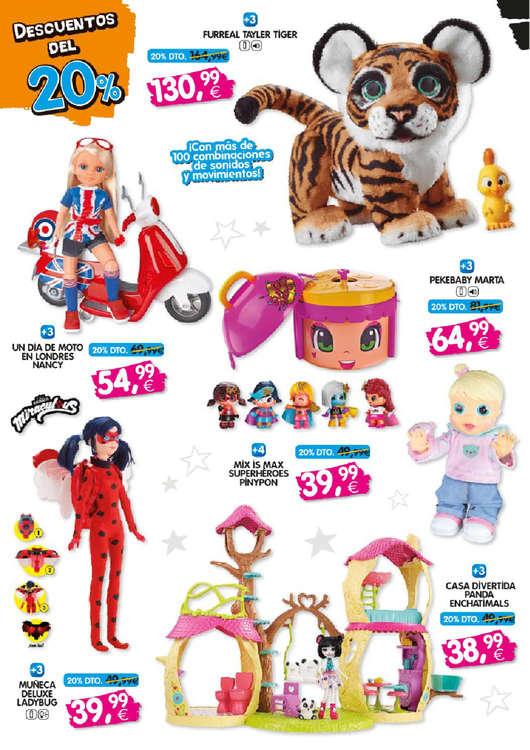 Ofertas de Toy Planet, Vuelven los chollo precio