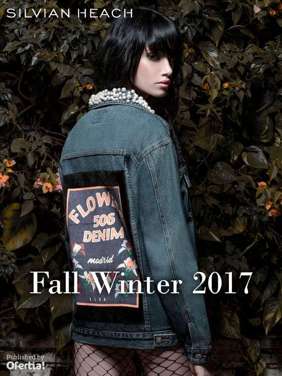 Ofertas de Silvian Heach, Fall Winter 2017