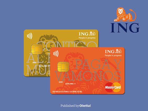 Ofertas de ING Direct, Débito y crédito